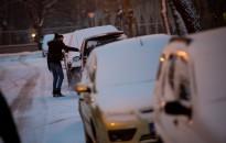 A hét képe – Hó-helyzet