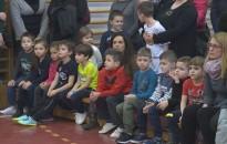 Játékosan ismerkedtek a Zrínyi-iskolával a leendő elsősök