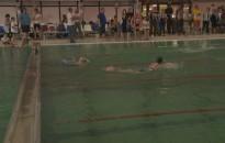 Továbbjutásért úsztak
