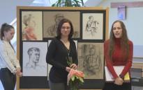 Kiállítás nyílt a Rozgonyi-iskolában