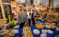 Idén is nagy sikert arattak a fővárosban a kanizsai fánkok