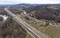 Zajlik az M70-es autóút fejlesztése Letenye és Tornyiszentmiklós között