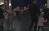 Ismét családi játszó- és táncházat tartottak Kiskanizsán