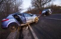 Ketten meghaltak közúti balesetben Nagybajomnál