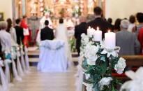 Emelkedett a házasságkötési kedv 2010 és 2017 között