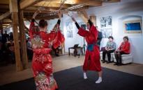 Japán tavasz a Magyar Plakát Házban