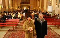 50 évnyi szerelem, fél évszázados hűség és kitartás