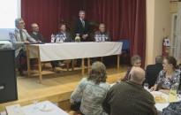 Könyvbemutatót és nemzetiségi estet tartottak Magyarszentmiklóson