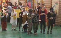 Téltemetés a Piarista-iskolában
