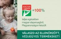Hajlandó többet fizetni a magyar vásárló a hazai védjegyes termékért egy felmérés szerint