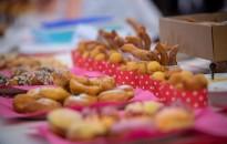 Egy tófeji csapat nyerte a talán legfontosabb, helyben sütött, hagyományos kategóriát a fánkfesztiválon