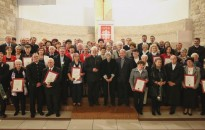 Kanizsai óvónő is megkapta a Caritas Hungarica Díjat