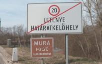 Március 18-tól lezárják a régi letenyei határátkelőt