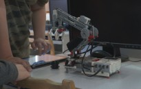 Robotika szakkör indult a Hevesi-iskolában