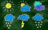 A hétvégén is folytatódik a változékony időjárás