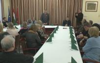 Sajtóreggelit tartottak a helyi média munkatársainak a Vasemberházban