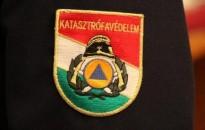 Zalai katasztrófavédők elismerése