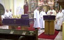 Búcsúi szentmise Szent József főünnepén
