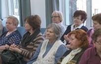 Irodalmi délutánt tartott a Honvéd Kaszinó Hölgyklubja