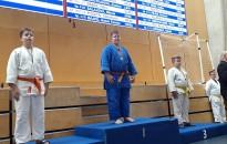 Egy arany-, és két bronzéremmel folytatták szereplésüket az NTE 1866. judokái