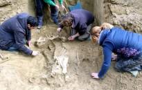 Avar kori lovas temetkezés leletanyagát mutatják be Zalaapátiban