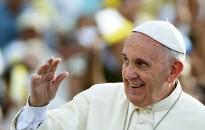 Diákcsoportok kérhetnek támogatást, hogy kiutazzanak Ferenc pápa csíksomlyói szentmiséjére