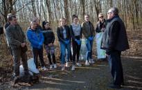A természet megtisztulásáért – a Szent Ferenc Zarándokközösség is csatlakozott a TeSzedd! akcióhoz