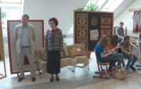 Újabb kiállítás nyílt a Rozgonyi-iskola galériájában