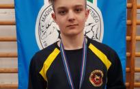 Pőcze Bence kötöttfogásban is országos bajnok