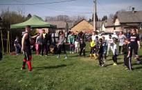Zumba és foci a Ligetvárosban