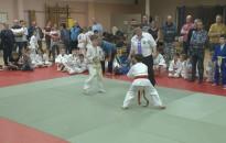 Futással nyitották meg a Kanizsa-bajnokságot a cselgáncsozók