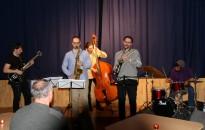 A Varga Dániel Quintet varázslatos debütálása Nagykanizsán