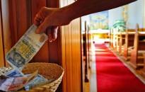 A Szentföld javára gyűjtenek a templomokban vasárnap a katolikusok