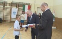 Kihirdették a megyei szövegértő verseny eredményeit a Kőrösi-iskolában