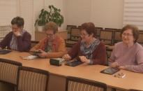 Digitalizáció az aktív idősekért