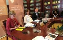 A magyar bírák függetlenek - összbírói értekezletet tartottak a Kaposvári Törvényszéken