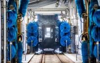 A MÁV-START üzembe helyezte a nagykanizsai mosócsarnokát