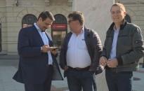 Nagykanizsára ért az MSZP kampánykörútja