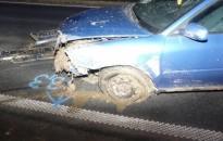 Audival hajtott árokba egy jogosítvány nélküli ittas nő