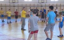 Kanizsán edzőtáboroztak a régió legjobb birkózói