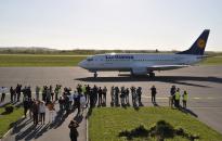 Elindult a chartergépes szezon a sármelléki repülőtéren