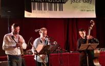 Teltházas koncert a Nemzetközi Jazz Napon