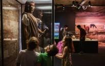 Múzeumi tárgyak útja Nagykanizsáról Az inkák aranya kiállításra