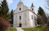 Magyarország apostoli nunciusa Homokkomáromba látogat