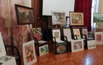 Művészeti bemutatóra került sor a Zalaegerszegi Törvényszéken