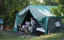 Táborfigyelő: több mint tíz százalékos bővülés a táborozók számában