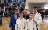 Kecskeméten versenyeztek az NTE judokái