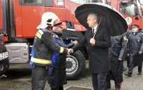 Zala megye egy új vízszállító járművel gazdagodott