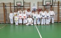 Kata szeminárium és 30. évforduló a karate sportágban
