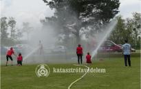 Önkéntes tűzoltók hétvégéje Lakhegyen